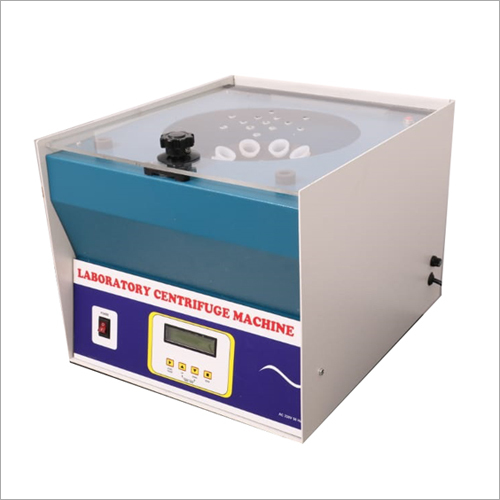 Digital Display Laboratory Centrifuge