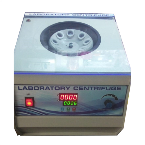 High Speed Laboratory Centrifuge