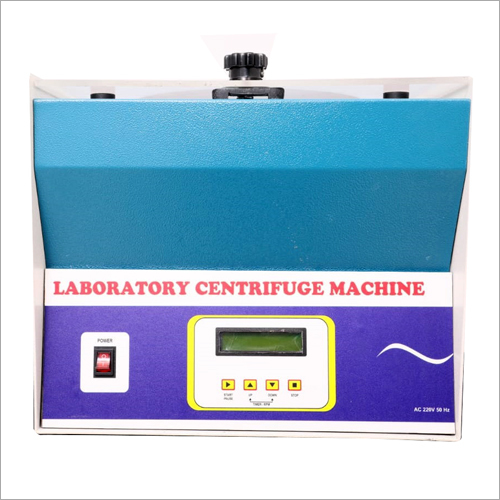 Digital Laboratory Centrifuge Machine