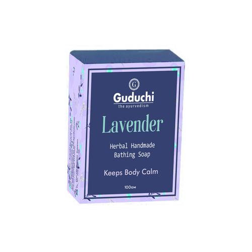 Lavender Herbal HandMade Soap