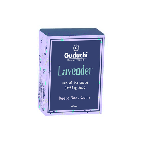 Lavender Herbal HandMade Soap