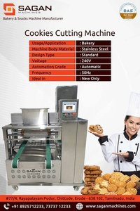 Cookies Wire Cutter Machine
