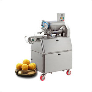 Laddu Making Machine