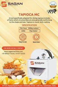 Tapioca Chips Machine