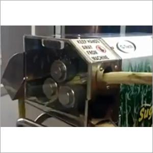 Sugarcane Juicer Machine