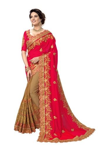 Embellished Saree