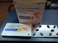 REDIKAL-D3 Softgel capsules