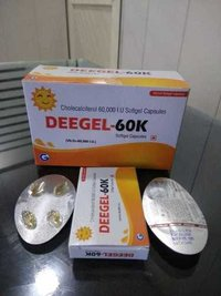 DEEGEL-60K Softgel capsules