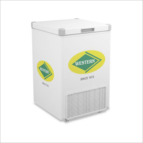 225H Western Commercial Chest Freezer