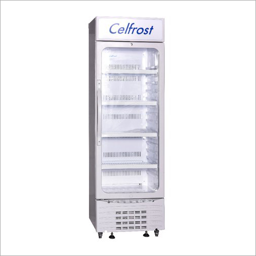 Single Door Visi Cooler Celfrost