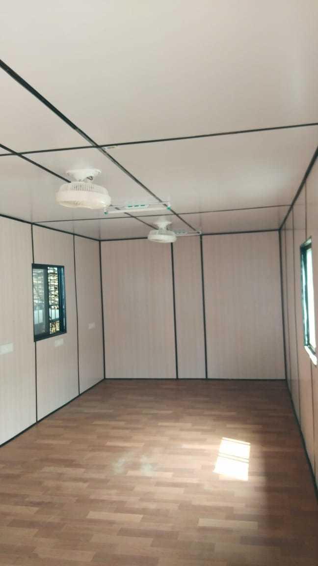 Exterior Portable Cabin