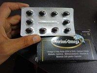 Morion-Omega soft gelatin capsules