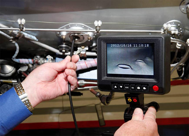 Borescope Inspection Services