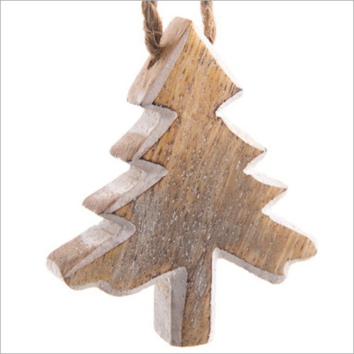 Wooden Decorative Christmas Tree