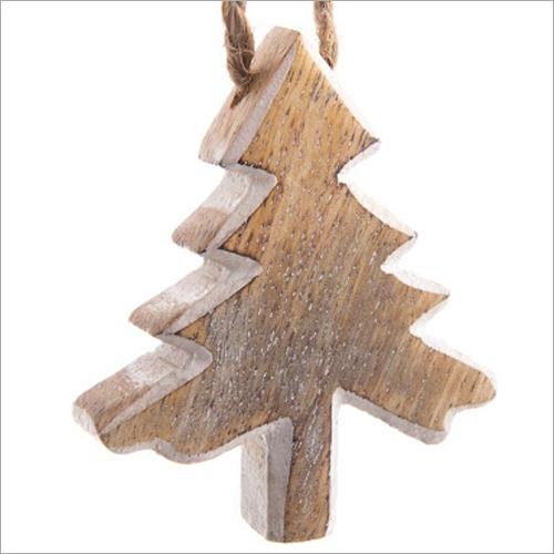 Wooden Decorative Christmas Tree