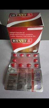 BTVIT-L Softgel Capsules
