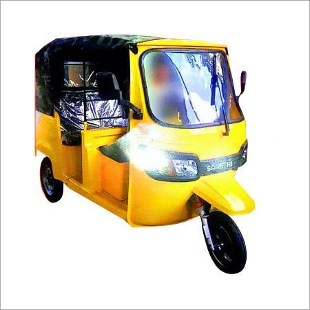 Eco Friendly Auto Rickshaw