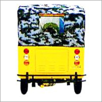 Eco Friendly Auto Rickshaw
