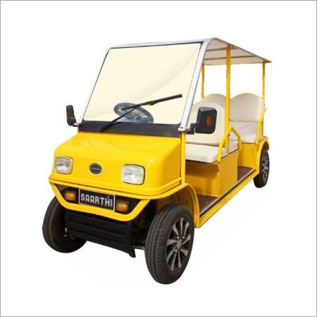 E-Golf Cart