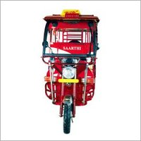 Battery Operated E-Rickshaw