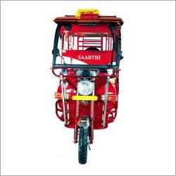 Polution Free E-Rickshaw
