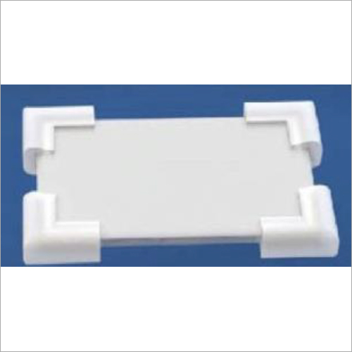 White EPE Foam Corner Profile