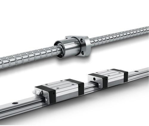 Rail Block & Guide Rods