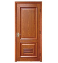 High Quality Solid Oak Wood Panel Door