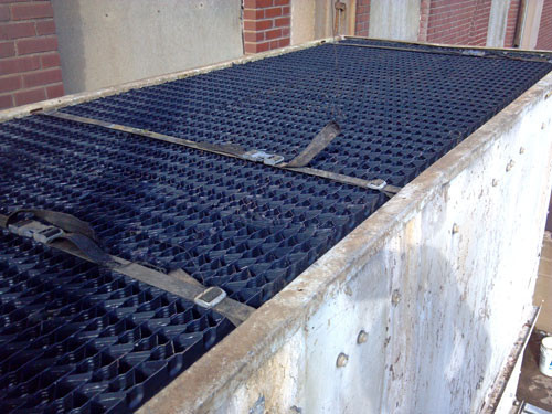 PVC And Cooling Tower Drift Eliminator