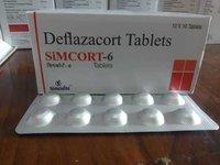 SiMCORT-6 Tablets