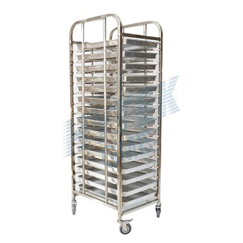 Stainless Steel Trolley Racks
