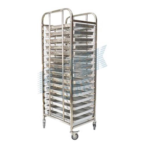 Stainless Steel Trolley Racks