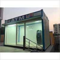 Prefabricated Portable ATM Cabin
