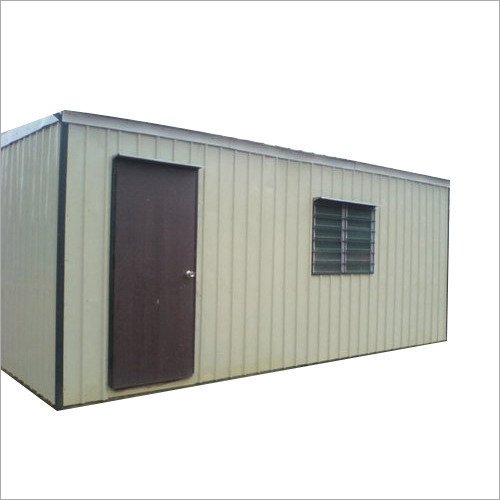Prefabricated Shelter Container