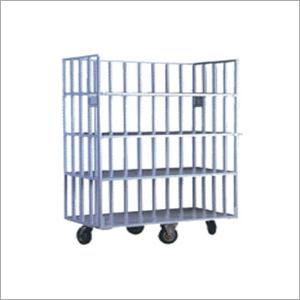 Industrial Shelf Trolley