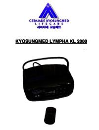 Kyosungmed Lympha Kl 2000 Pro