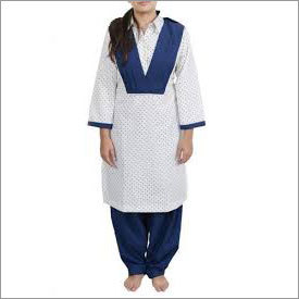 Cotton Salwar Kameez School Uniform