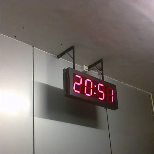 Wall Mounted GPS Clock