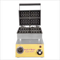 Belgian Waffle Maker - Rectangular