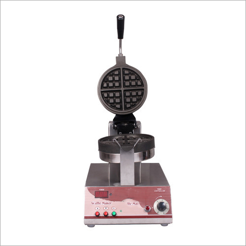 Belgian Waffle Maker - Rotating with Digital Timer BD Round