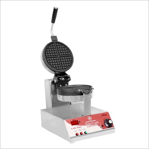 Belgian Waffle Maker - Rotating with Digital Timer SD