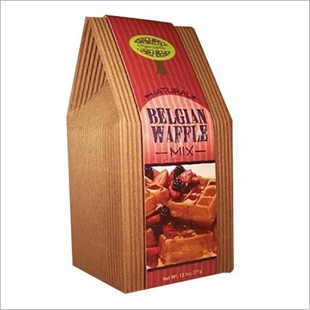 Belgian Waffle Premix Chocolate Flavor