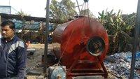 waste plastic pyrolysis machine