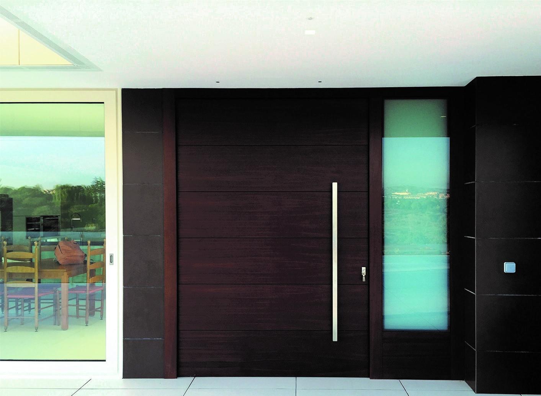 Entrance Wooden Pivot Door
