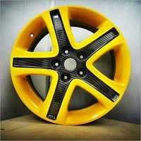 Car Wheel Rim Hydrographic Printing Service