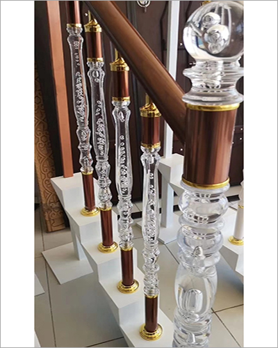 Railing Grills House Hydrographic Painting Film