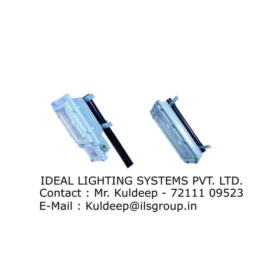 Flameproof LED Street Light