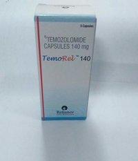 Temozolomide Capsules 140 mg