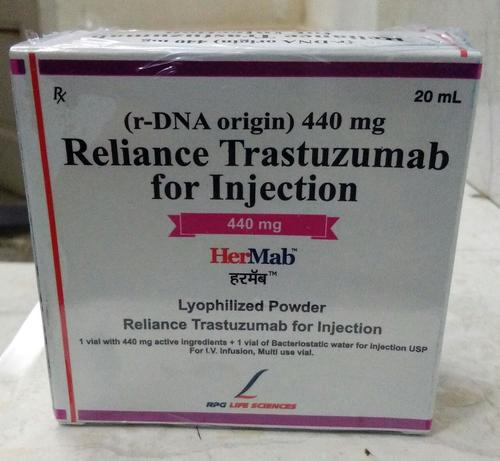 Reliance Trastuzumab Injection 440 mg