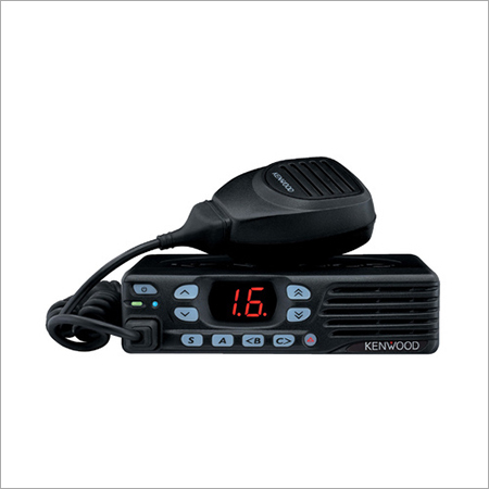 Kenwood Base and Vehicle Mobile Radio